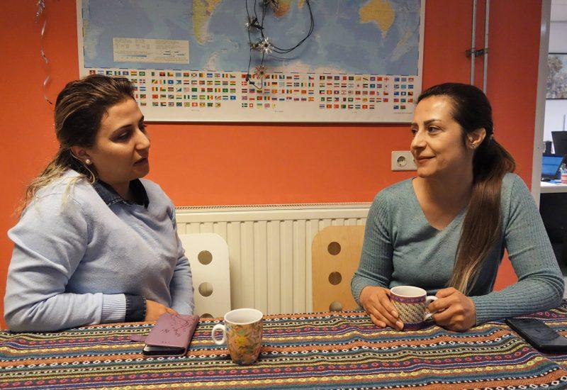 viv-vrouwen-integratie-enthousiaste-vrijwilligsters